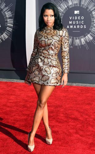 美国说唱明星妮琪·米娜被禁与母校学生见面(图)