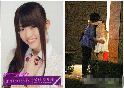 乃木坂46成员陷不伦恋 与已婚男拥吻被拍
