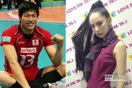 歌星中岛美嘉将与日本排球运动员登记结婚(图)