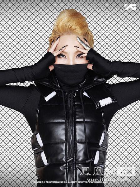 韩女团2NE1成员CL美国将出道 魅力揭秘