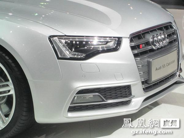 广州车展直击 奥迪展台高清图片