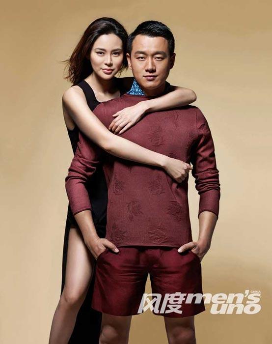 杨子浩和他老婆_