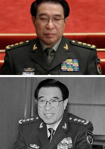 军队反腐大老虎徐才后