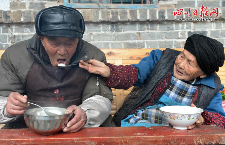 四川百岁老人情人节礼物:蔬菜花卉 - xhj9988 - xsj9988的博客