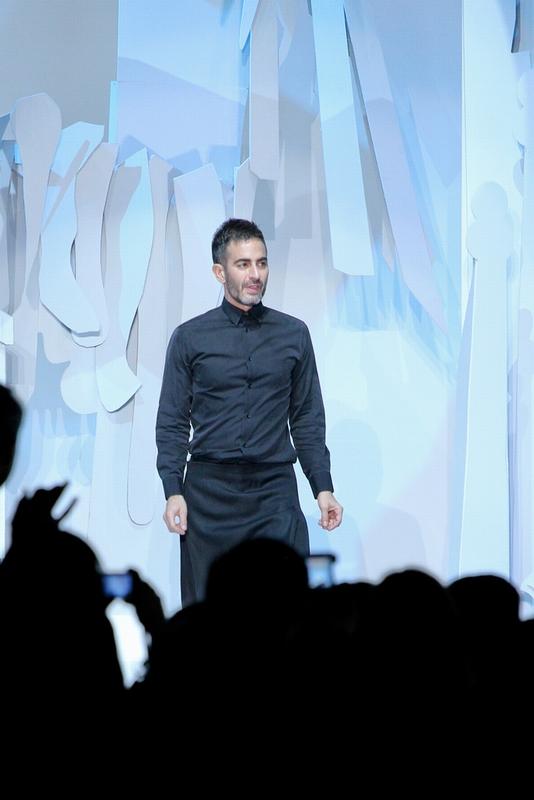 拼贴经典 Marc Jacobs重塑以往