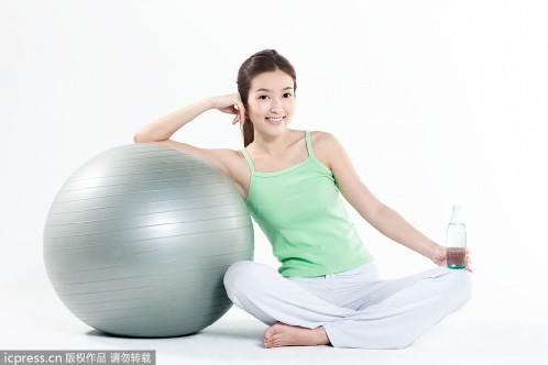 科学也减肥?经期运动瘦得持久又a科学男生太瘦想把腿练粗图片