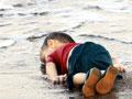 叙男童伏尸海滩照片是土耳其阴谋?