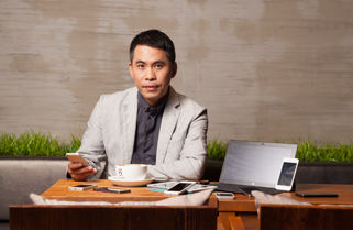 安居客创始人兼CEO梁伟平