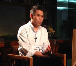 安居客创始人和CEO梁伟平