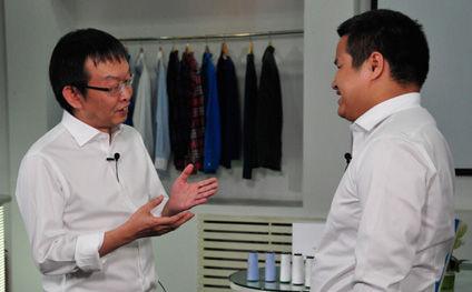 凡客创始人兼CEO 陈年