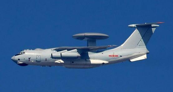 日方:中国预警机首次飞到第一岛链 日战机紧急拦截