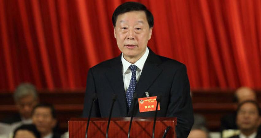 江苏省政协十一届二次会议隆重开幕