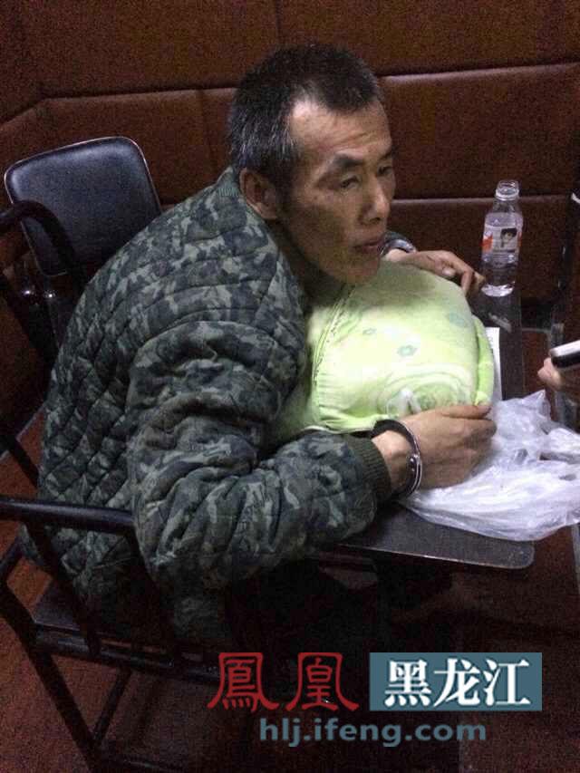 哈尔滨越狱杀警案又一嫌犯王大民被抓获 三人