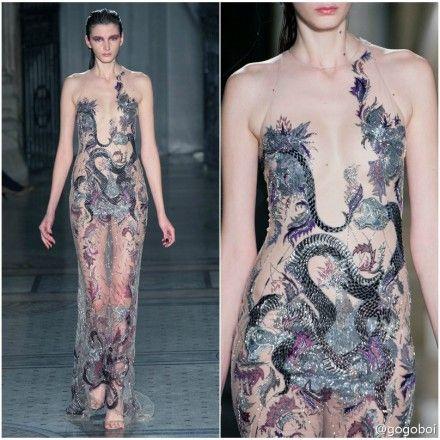 仙裙系列服装设计