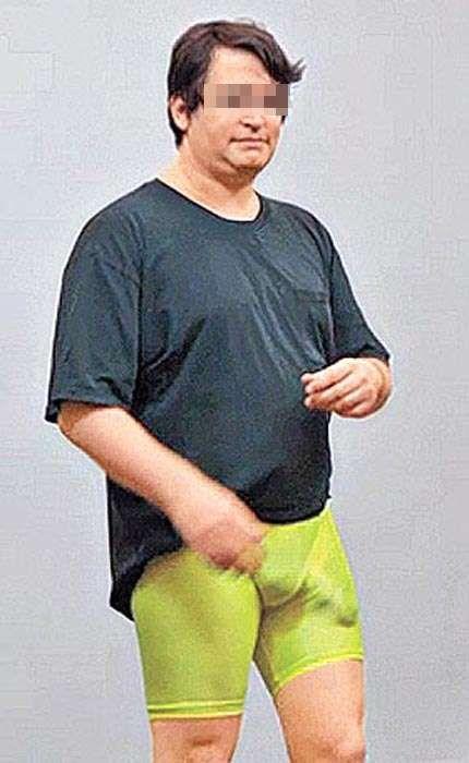 """性情:男性""""标志""""全球长度表 中国男性平均10.89cm"""