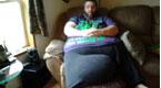 男子阴囊重45公斤 7年没有性生活