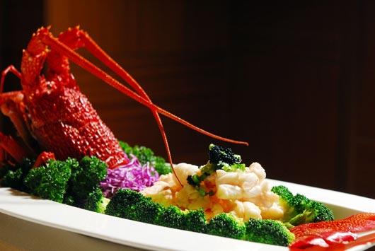 芝士焗澳洲龙虾-澳大利亚为龙虾南半球 肥美大虾盛宴让你馋涎欲滴