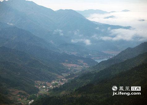 江西森林覆盖率全国第二