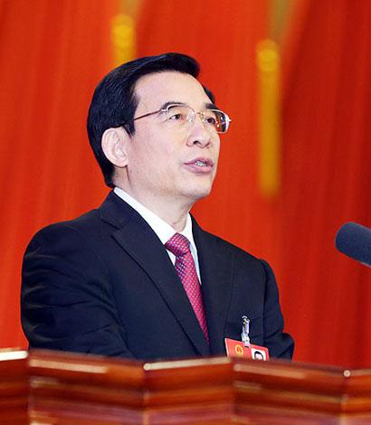 北京代市长王安顺