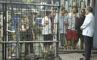 14名台籍嫌犯在马尼拉被捕