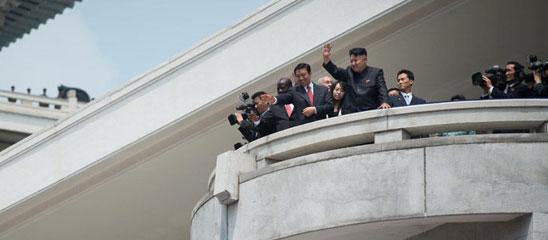 朝鲜停战60周年大阅兵