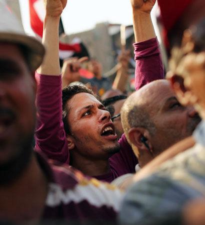 埃及再次发生大规模集会