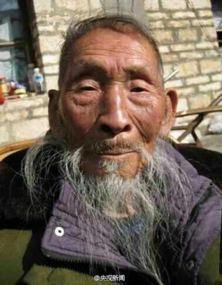 113岁中国最年长抗日老兵因病离世 图