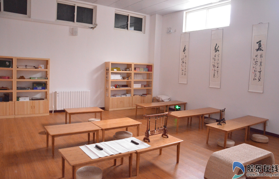 国学教室装修效果图