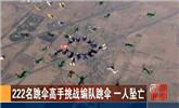 222名跳伞高手挑战编队跳伞 一人坠亡