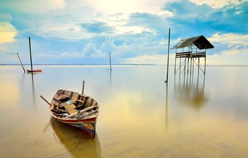 境外游 新加坡民丹岛 享受海岛风情