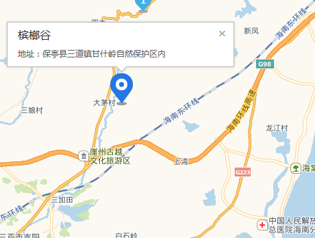 地图   交通: 三亚市吉阳镇高速路入口处往五指山市