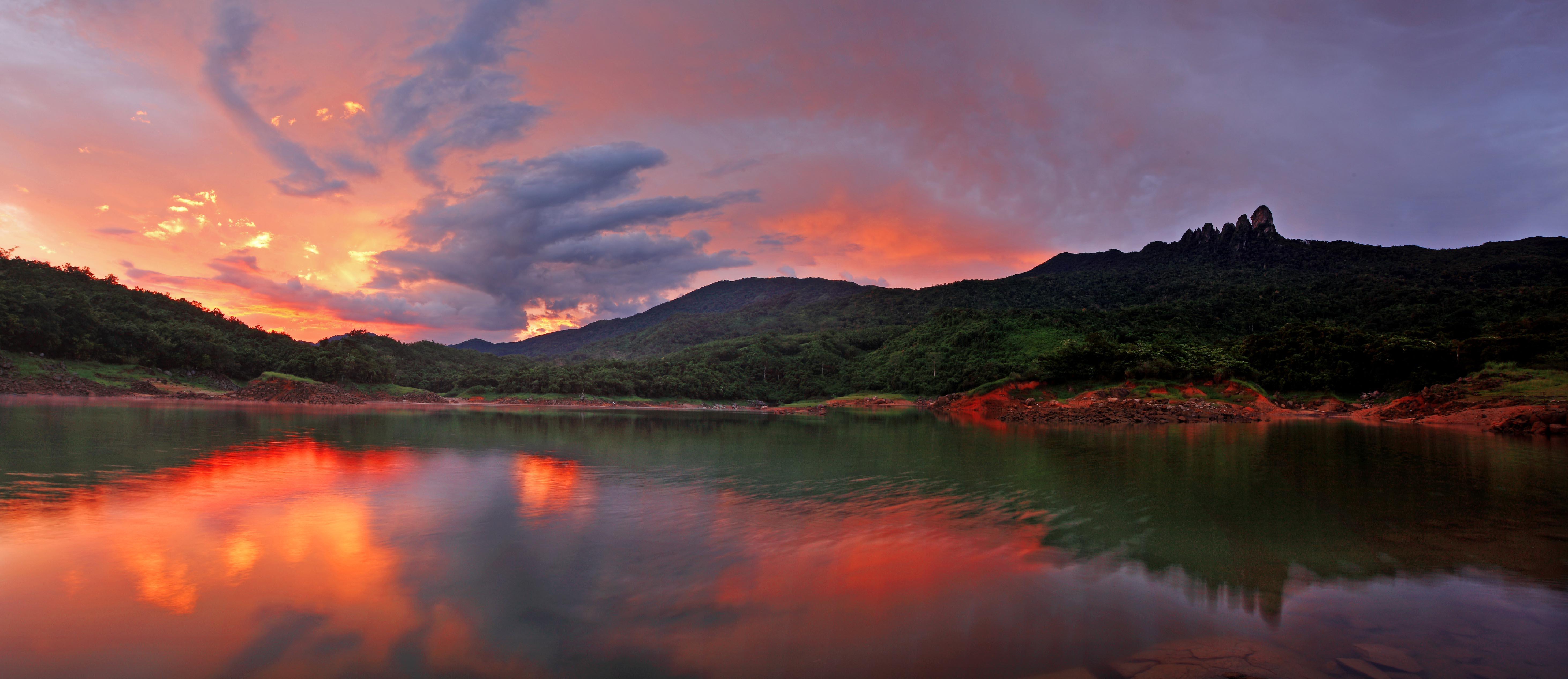 七仙岭温泉国家森林公园 热带雨林猎奇之旅
