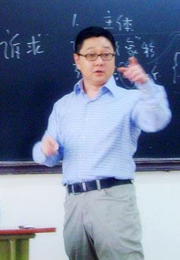 张绍刚:我一点都不享受名利。
