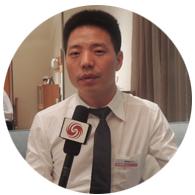 健威集团家百悦销售总监陈保国