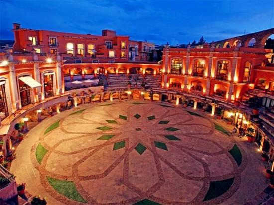 盘点10个令人震惊的酒店设计