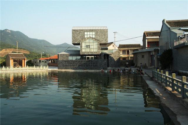 [农村盖房子图纸]这个建筑师只做了一件事——在中国