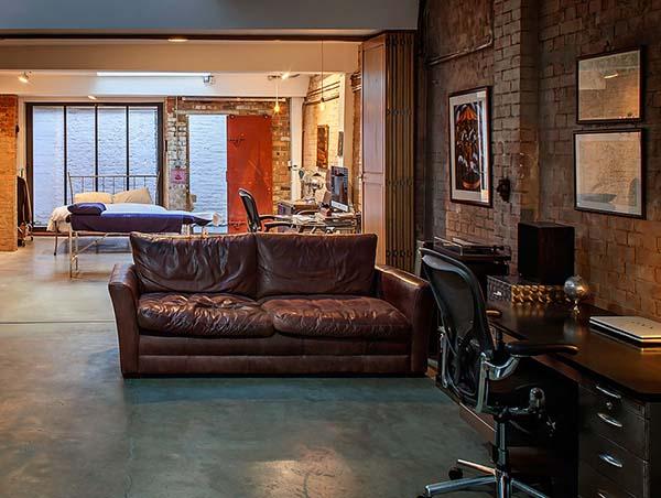 把仓库改造成住宅 看伦敦设计师如何做?