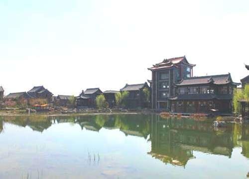 乐享旅游 城市风光 > 正文   原标题:龙园古镇成为山东滕州旅游新景观