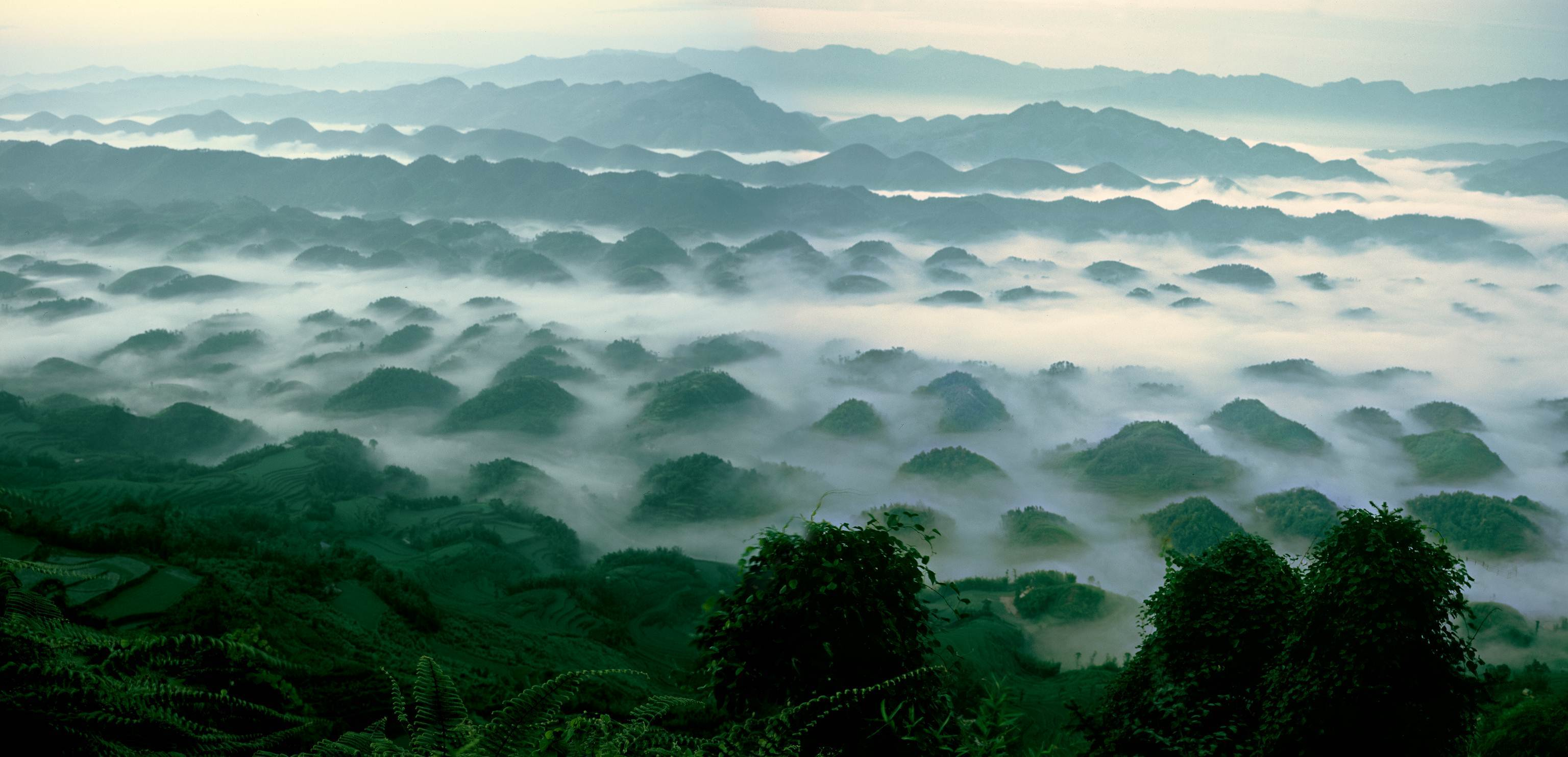 美丽中国 山水宜宾图片