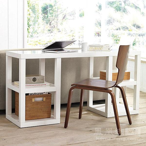 家居 恒安装饰v装修v设计v装潢v家装 > 时尚风格的多功能电脑桌