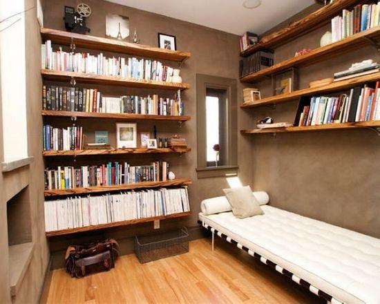 家居灵动空间收纳 27款创意书架设计