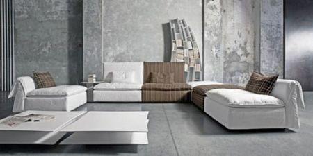 自然与现代完美结合 意式家具散发独特魅力