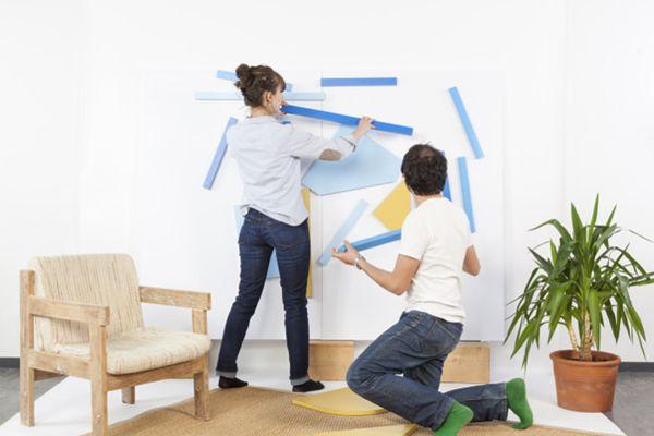 创意互动家具  家具可以亲手做