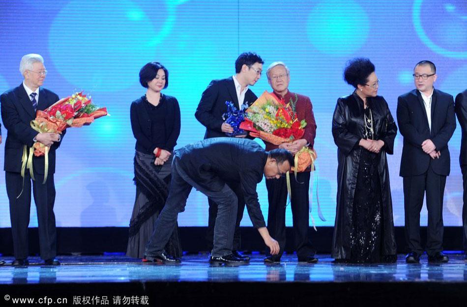 第二届北京国际电影节颁奖现场图片精选[高清大图](12/18)图片