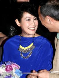 刘若英婚后显发福