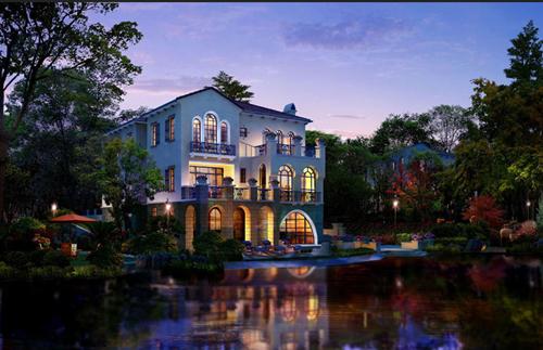 项目位于北京市大兴区庞各庄,规划有庄园别墅,企业会所,集团总部,五星