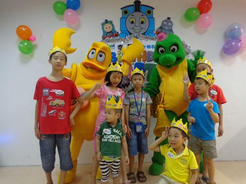 小q儿童城全面升级会员服务