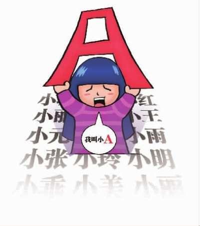 """湖南大学女生名叫""""彭a"""" 无法落户口无法坐飞机"""
