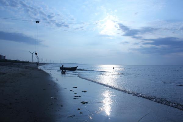 荣成鸡鸣岛 看海去哪儿