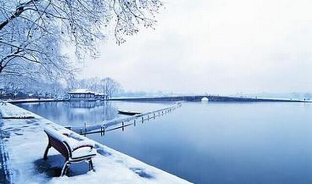断桥残雪 西湖十大美景之一